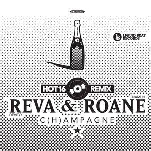 Image for 'Champagne (Hot16 Remix) B/W Falling [Roane Namuh Remix]'