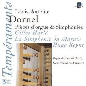 Image for 'Louis-Antoine Dornel'