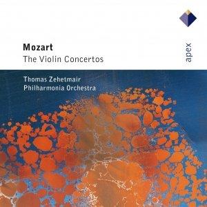 Image for 'Mozart : Violin Concertos Nos 1 - 6'