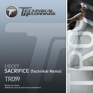 """""""Sacrifice (Technikal Remix)""""的封面"""