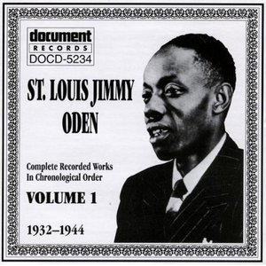 Image for 'St. Louis Jimmy Oden Vol. 1 1932-1944'