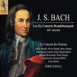 Image for 'Bach: Brandenburg Concertos'