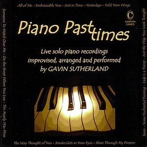 Image for 'Piano Pastimes'