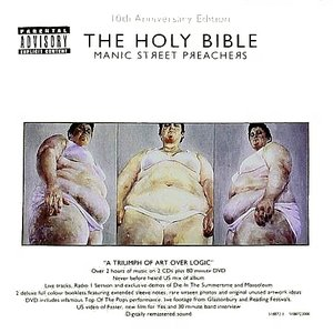 Image for 'The Holy Bible - 10th Anniversary Edition'