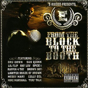 Image pour 'X Raided Presents: From the Block to the Booth'