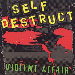 Immagine per 'Violent Affair - EP'