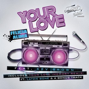 Image for 'Your Love (feat. Kev Brown)'