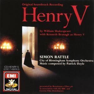 Image for 'Henry V: 'Upon the King''