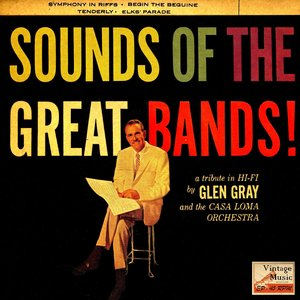 Image for 'Vintage Dance Orchestras No. 148 - EP: Sound Of The Great Bands'