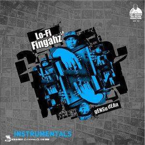 Imagen de 'Lo-Fi Fingahz Instrumentals'