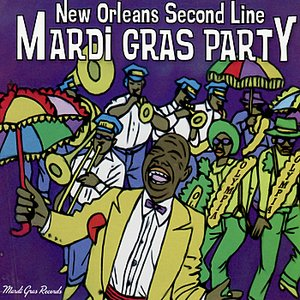 Image for 'New Orleans Second Line Mardi Gras Party'