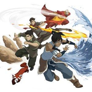 Image for 'Avatar: The legend of Korra'
