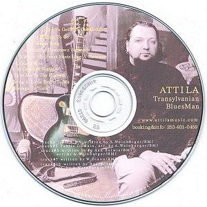 Image for 'Transylvanian Blues Man'
