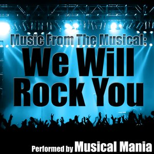 Bild für 'Music From The Musical: We Will Rock You'