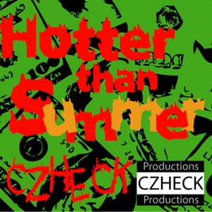 Image for 'Hotter than Summer/Real Society'