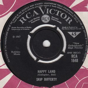 Image for 'Happy Land'