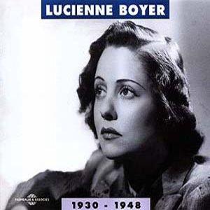 Imagem de 'Lucienne Boyer 1930-1948'