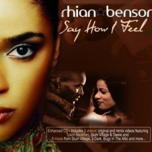 Image for 'Say How I Feel'