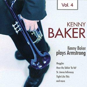 Bild für 'Kenny Baker Plays Armstrong Vol. 4'