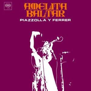 Image for 'interpreta a Piazzolla y Ferrer'