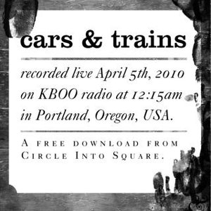 Image for 'Live on KBOO'