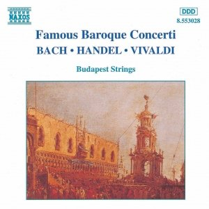 Imagen de 'Concerto for Violin and Oboe in C Minor, BWV 1060: I. Allegro'