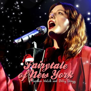 Image for 'Florence Welch and Billy Bragg'