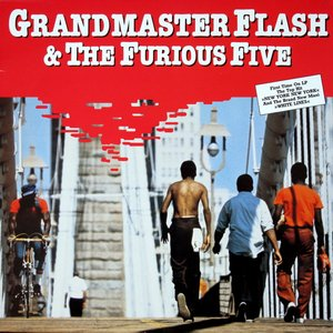 Image for 'Grandmaster Flash & The Furious Five'