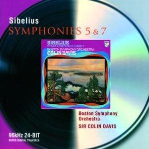 Image for 'Sibelius: Symphonies Nos.5 & 7'