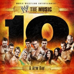 Image pour 'WWE & Jim Johnston (feat. Adelitas Way)'