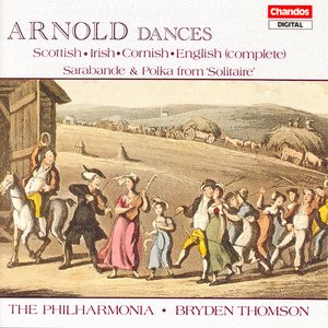 Image for 'Arnold, M.: Dances'