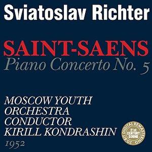 Image for 'Saint-Saëns: Piano Concerto No. 5'