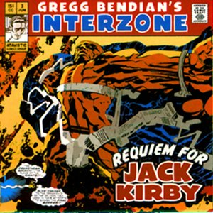 Image for 'Requiem For Jack Kirby'