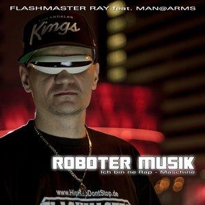 Bild für 'Roboter Musik (feat. Man@Arms) [Ich bin ne Rap-Maschine]'