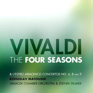 Image for 'L'Estro Armonico, Op. 3 - Concerto No. 8 in A Minor for Two Violins and Strings, RV 522: III. Allegro'