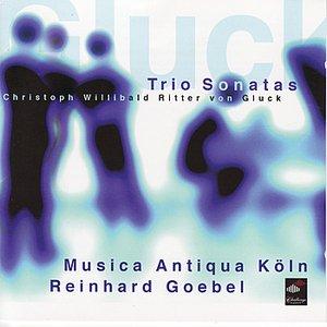 Image for 'Gluck: Trio Sonatas'