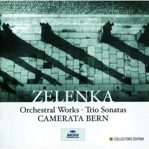 Image for 'Zelenka - Orchestral Works'