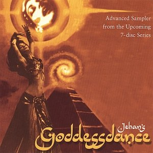 Image for 'Goddessdance Sampler'