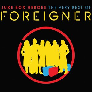 Imagem de 'Juke Box Heroes: The Very Best of Foreigner'