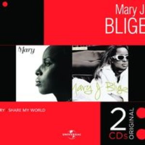 Image for 'Mary / Share My World'