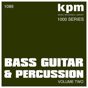 Image for 'KPM 1000 Series: Bass Guitar and Percussion (Volume 2)'