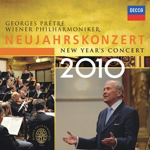 Image pour 'New Year's Day Concert 2010'