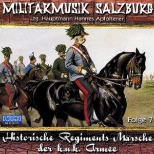 Image for 'Historische Regimentsmärsche der k.u.k. Armee'