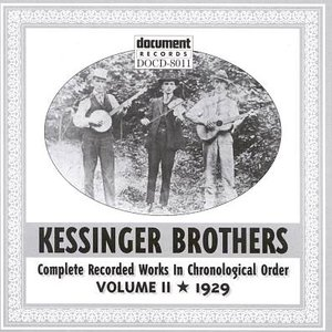 Image for 'Kessinger Brothers Vol. 2 1929'