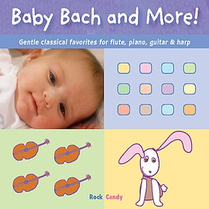 Image for 'Baby Bach and More!'