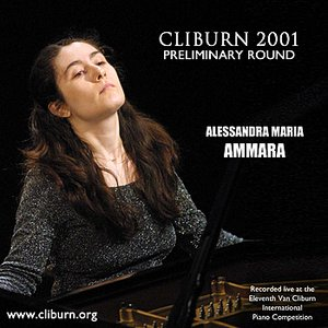 Image pour '2001 Van Cliburn International Piano Competition Preliminary Round'