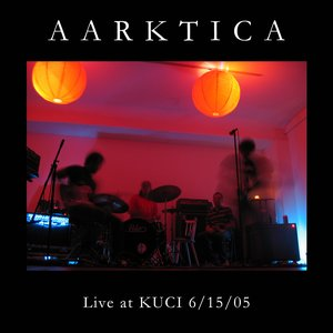 Image for 'Live at KUCI 6/15/05'