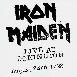 Immagine per 'Live at Donington 1992 (disc 1)'