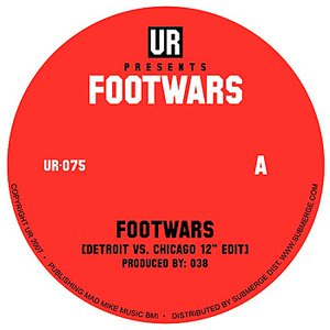 Image for 'Footwars (Instrumental)'