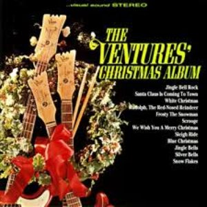 """The Ventures' Christmas Album""的封面"